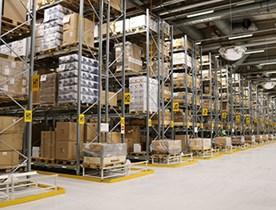 Electrolux Logistics, Sverige