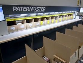 IPN Paternoster - höjdoptimerad lagring