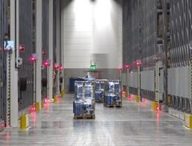 Mobila pallställ MOVO - ett enkelt sätt att öka lagervolymen