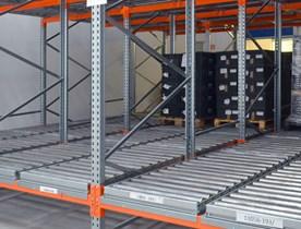 Rullfack – FIFO för snabb lageromsättning
