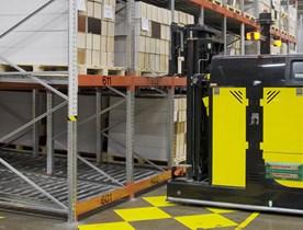 Push-back – FILO lagring för bulkgods