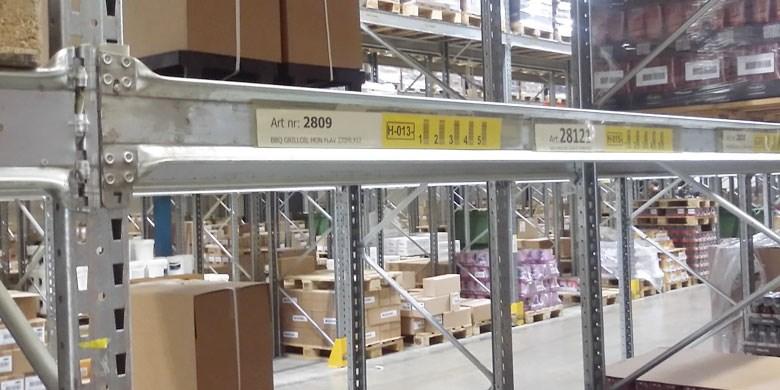 Rack83 Pallet Racking