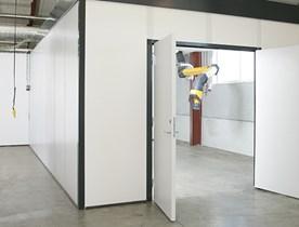 Väggsystem / Flyttbara rum – skapa god arbetsmiljö